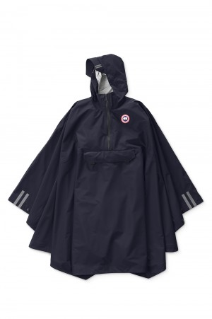 Canada Goose - Men - FIELD PONCHO - ADMIRAL NAVY (5610M)