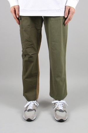 Stand Alone -Men- PANTS -KHAKI (STD9312PT03)