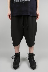 Ground Y Tapered Shorts/BLACK(GN-P10-901-2S20)