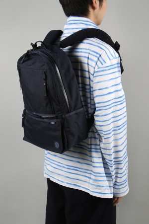 Porter Classic CITY RUCK SACK / NAVY (PC-050-1020-41)