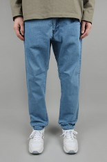 The North Face Purple Label - Men - Webbing Belt Denim Pants - Indigo Bleach (NT5903N)