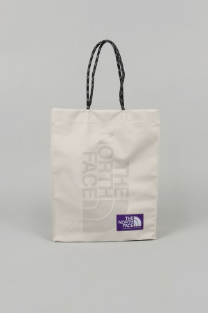 The North Face Purple Label - Men - TPE Shopping Bag - Beige (NN7001N)