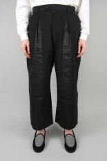 MAINU C/S Side Dirts Pocket Wide Pants (152000)