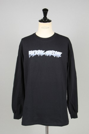 Fucking Awesome Chrome L/S Tee