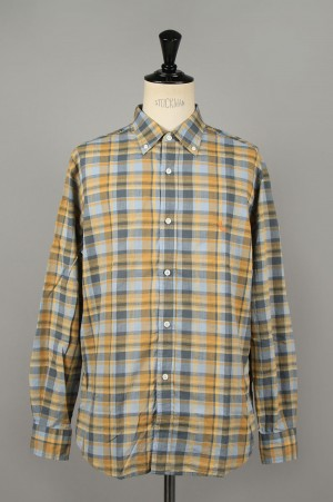 Standard California SD MADRAS CHECK B.D SHIRT