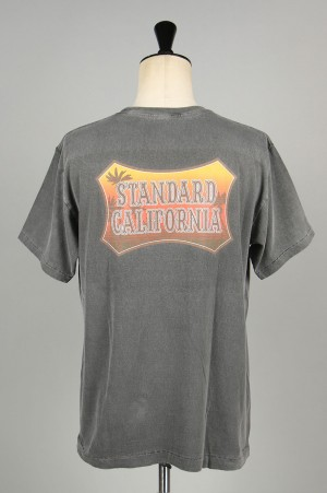 Standard California SD SUNSET SHIELD LOGO T