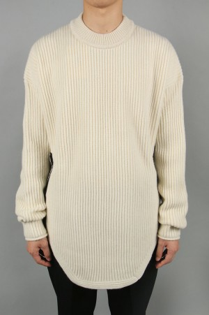 Jil Sander -Men- SWEATER HN LS (JSMR751008)