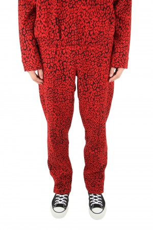 Fucking Awesome Tailored Track Pant / Red Roses