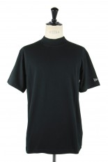 Yohji Yamamoto × New Era  Short Sleeve High Neck Tee (HR-T98-079-1A20)