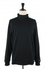Yohji Yamamoto × New Era Long Sleeve High Neck Tee (HR-T99-079-1A20)