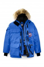 Canada Goose - Men - EXPEDITION PARKA PBI FF - ROYAL PBI BLUE (4565MPBA)