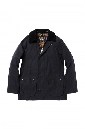 Barbour BEDALE SL - NAVY (MWX0318.0580)