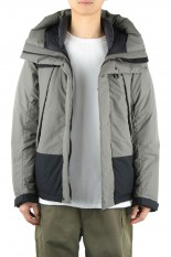 First Down - Men - Down Parka - OLIVE (F842502)