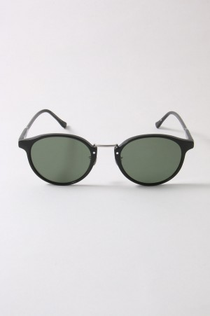 N.hoolywood SUNGLASSES -GRAY x BLUE- (2202-AC02)