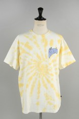 Thisisneverthat Tiedye Tee / Yellow