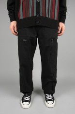 Thisisneverthat Zip Flight Pant/Black(TN20SPA003)