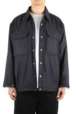 The North Face Purple Label - Men - Moleskin Insulation C.P.O Jacket - Black (NP2060N)