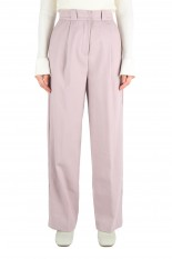 Todayful Tuck Wool Trousers -LAVENDER (12020701)