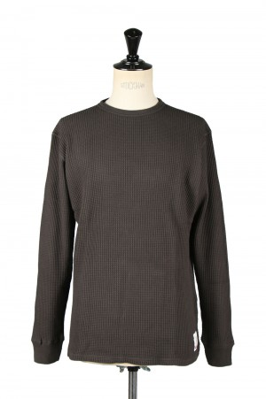 Standard California SD WAFFLE THERMAL LS - BLACK