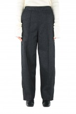 pelleq basketball trousers -deep night (PT0504-AW20)