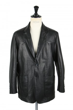 Wackomaria LEATHER WESTERN JACKET ( TYPE-2 ) (20FW-WMO-JK02)