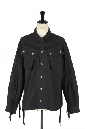 MAINU C/N Fatigue Shirts Jacket (322006)