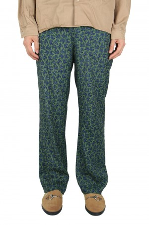 John Mason Smith PAJAMA PANTS - EMERALD (20WPT-#427-PS)