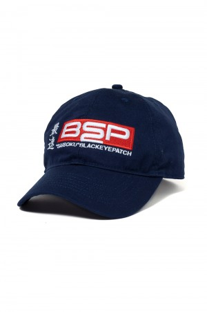 Black Eye Patch SAISOKU CAP/NAVY(BEPFW20AC08)