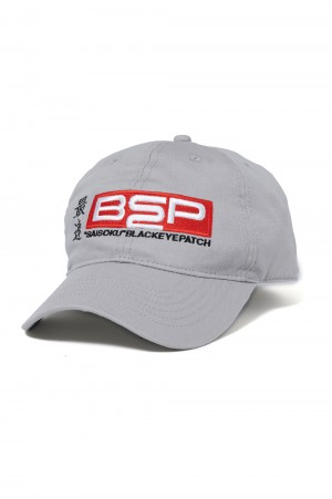 Black Eye Patch SAISOKU CAP/GRAY(BEPFW20AC08)