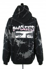 Masses SWEAT HOODED DC / BLACK