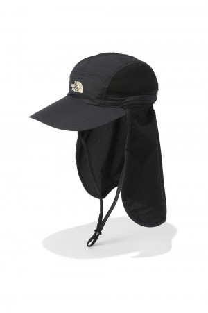 The North Face - Men - Sunshield Cap - BLACK (NN02104)