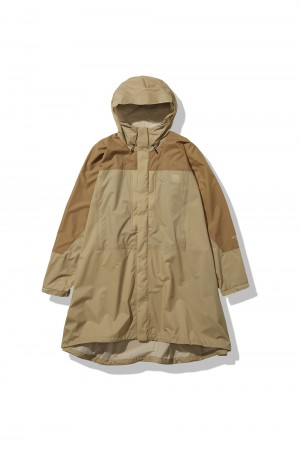 The North Face - Men - Taguan Poncho - KELPTAN × UTILITY BROWN (NP11931)