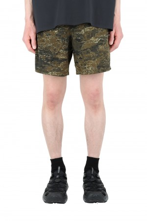 The North Face - Men - Novelty Versatile Short - CLOUD CAMOGREEN (NB42052)