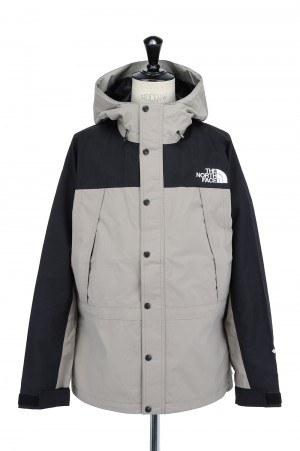 The North Face - Men - Mountain Light Jacket - MINERAL GRAY (NP11834)