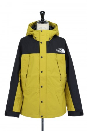 The North Face - Men - Mountain Light Jacket - MATCHA GREEN (NP11834)