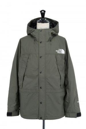 The North Face - Men - Mountain Light Jacket - NEW TAUPE 2 (NP11834)