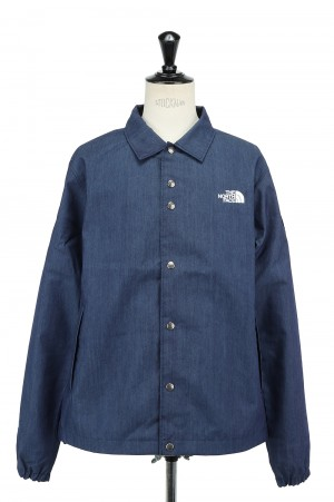 The North Face - Men - GTX Denim Coach Jacket - NYLON INDIGO (NP12042)