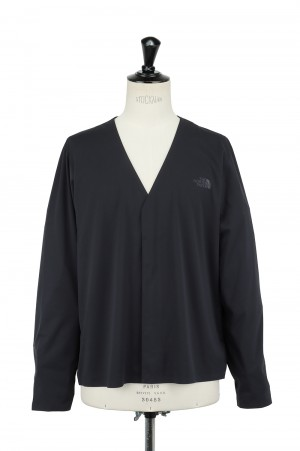 The North Face - Men - Tech Lounge Cardigan - BLACK (NT11961)