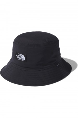 The North Face - Men - Camp Side Hat - BLACK (NN41906)