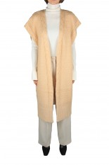 Todayful Mohair Cable Vest -CREAM (12020543)