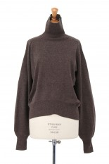 Todayful Cashmere Turtle Knit -DARK BROWN (12020533)