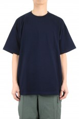 Graphpaper S/S Oversized Tee - NAVY