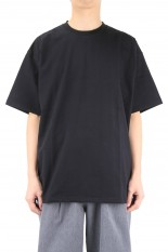 Graphpaper S/S Oversized Tee - BLACK