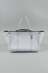 State of Escape ESCAPE TOTE-WHITE (White Rope With Navy Fleck)(9911100016)