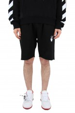 Off-White MARKER SWEATSHORTS(OMCR21-161)