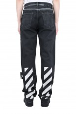 Off-White DIAG RELAXED FIT JEANS(OMYR21-442)