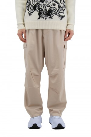 Y-3 M CLASSIC REFINED WOOL STRETCH CARGO PANTS / SAND(GV4143)