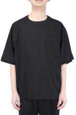 sacai -Men- Suiting Pullover/BLACK(21-02459M)