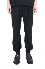 sacai -Men- Suiting Pants/BLACK(21-02461M)