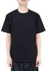 sacai -Men- Cotton T-Shirt/Black(SCM-034)